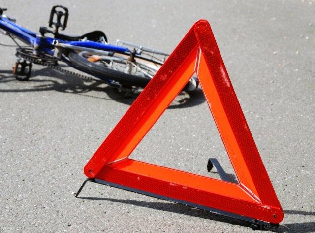 В Грязях сбили пенсионера-велосипедиста