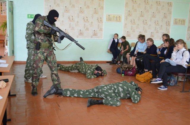 Рекомендации по действиям при угрозе совершения террористического акта